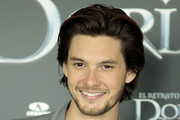 Ben Barnes Short Straight Cut