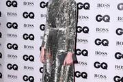 Erin O'Connor Sequin Dress