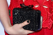 Maisie Williams Beaded Clutch