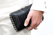 Erin Wasson Leather Clutch