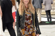 Cressida Bonas Leather Jacket
