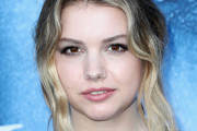 Hannah Murray Messy Updo