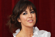 Sheree Murphy Messy Updo