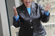 Shirley MacLaine Leather Jacket