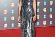 Naomie Harris Sequin Dress