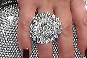 Leah Remini Statement Ring