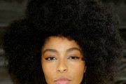 Jessica Williams Afro
