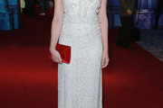 Emily Mortimer Sequin Dress