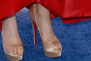 Odeya Rush Peep Toe Pumps