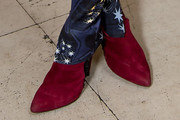 Mary Charteris Ankle Boots