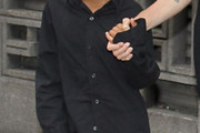Maddox Jolie-Pitt Button Down Shirt