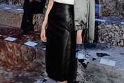 Erin O'Connor Pencil Skirt