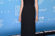 Allison Williams One Shoulder Dress