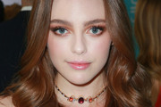 Danielle Rose Russell Long Wavy Cut