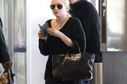 Ashley Olsen V-neck Sweater