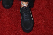 Rihanna Leather Sneakers