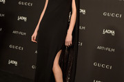 Cara Delevingne One Shoulder Dress