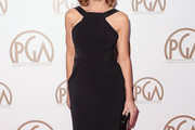 Kim Dickens Little Black Dress