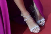 Isabeli Fontana Strappy Sandals