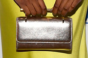 Leomie Anderson Metallic Purse