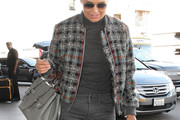 Yolanda Foster Tweed Jacket