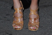 Mary Carey Strappy Sandals