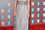 Laura Whitmore Embroidered Dress