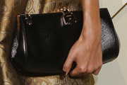 Malaika Firth Frame Clutch