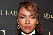 Janet Mock Ponytail