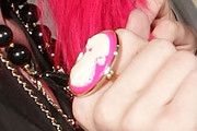 Jeffree Star Cameo Ring