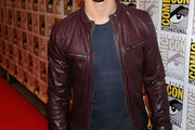 Taylor Lautner Leather Jacket