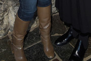 Lena Dunham Knee High Boots