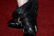 Esme Bianco Ankle Boots