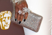 Mary J. Blige Beaded Clutch