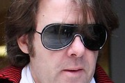 Jonathan Ross Designer Shield Sunglasses