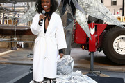 Denee Benton  Wool Coat