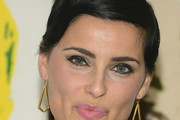 Nelly Furtado Short Side Part