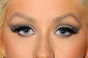 Christina Aguilera Smoky Eyes
