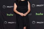 Alanna Masterson Little Black Dress