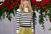 Jaime King Boatneck Sweater