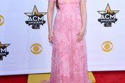 Kacey Musgraves Beaded Dress