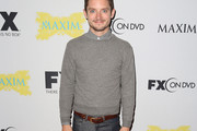 Elijah Wood Crewneck Sweater