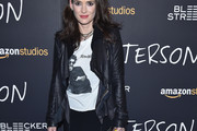 Winona Ryder Leather Jacket