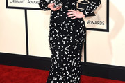 Kelly Osbourne Beaded Dress