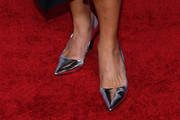 Brooke Shields Evening Pumps