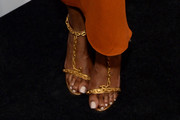 Zuri Hall Strappy Sandals