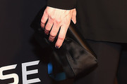 Liv Tyler Satin Clutch