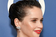 Felicity Jones French Twist