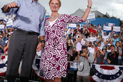 Ann Romney Wrap Dress