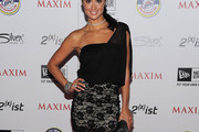 Katie Cleary One Shoulder Dress